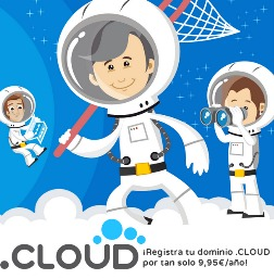 Alta Domínios .CLOUD a 9,95€